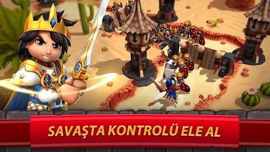 Royal Revolt 2 Mana Hileli MOD APK [v6.5.0] 4