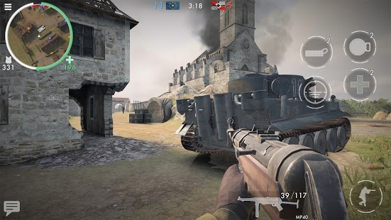 World War Heroes WW2 Mermi Hileli MOD APK [v1.26.0] 3