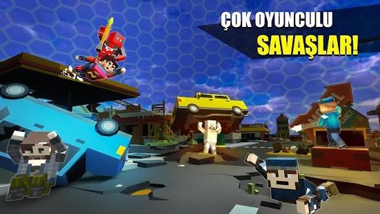 Pixel Fury 3D Multiplayer Mega Hileli MOD APK [v20.0] 6
