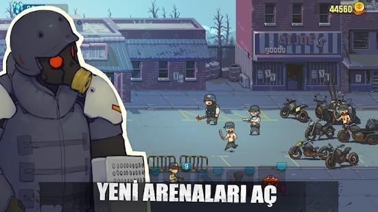 Dead Ahead Zombie Warfare Para Hileli MOD APK [v3.0.6] 2