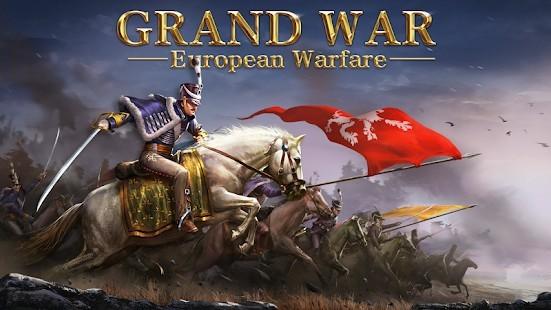 Grand War Napoleon Para Hileli MOD APK [v5.5.8] 6