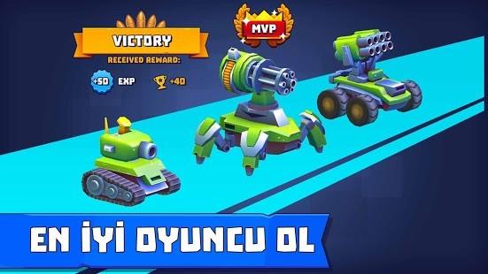 Tanks A Lot Sınırsız Mermi Hileli MOD APK [v2.93] 6