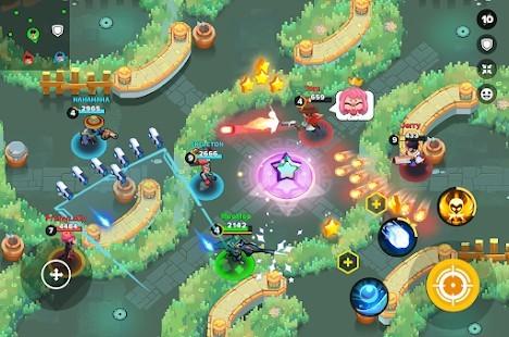 Heroes Strike Para Hileli MOD APK [v522] 1