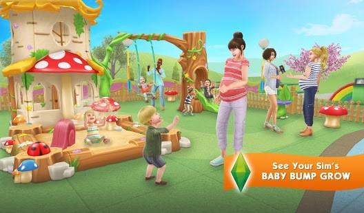 The Sims FreePlay v5.63.0 Para Hileli MOD APK 5