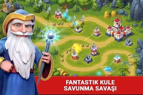 Toy Defense Fantasy Para Hileli MOD APK [v2.18.0] 6