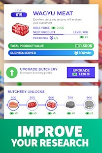 Idle Supermarket Tycoon Para Hileli MOD APK [v2.3.4] 4