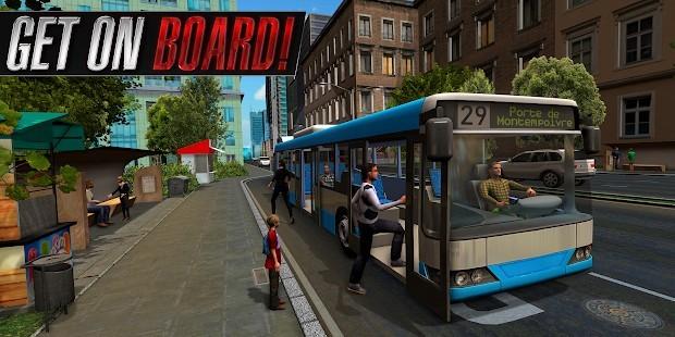 Bus Simulator 2015 Para Hileli MOD APK [v3.8] 4