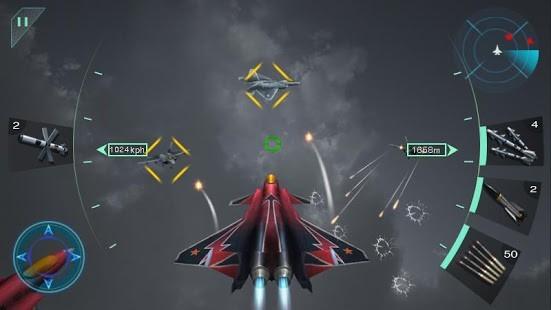 Gökyüzü Savaşçıları 3D Para Hileli MOD APK [v2.0] 5