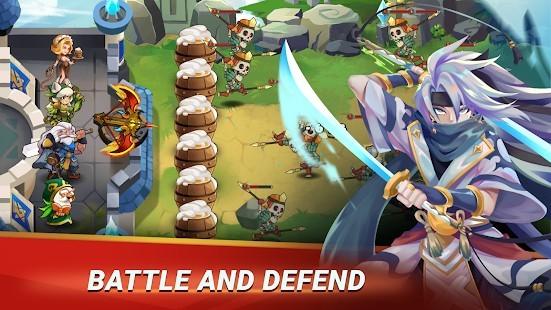 Castle Defender Para Hileli MOD APK [v1.8.3] 2
