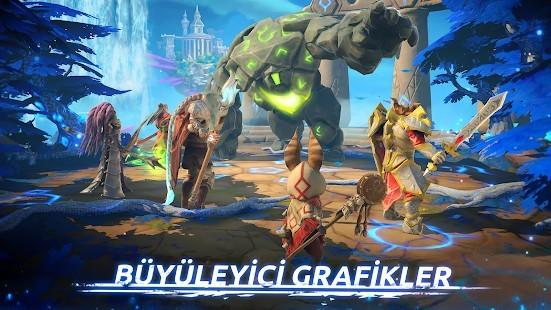 Age of Magic Mega Hileli MOD APK [v1.29.1] 6