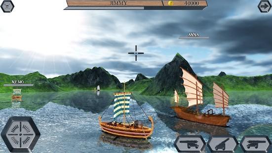 Korsan Gemileri Dünyası Para Hileli MOD APK [v4.4] 4