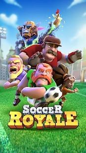 Soccer Royale - Futbol Clash Para Hileli MOD APK [v1.6.5] 2