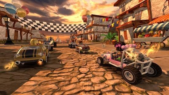 Beach Buggy Racing Para Hileli MOD APK [v1.2.25] 6