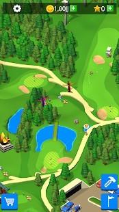 Idle Golf Club Manager Tycoon Para Hileli MOD APK [v0.9.0] 1