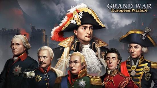 Grand War Napoleon Para Hileli MOD APK [v5.5.8] 1