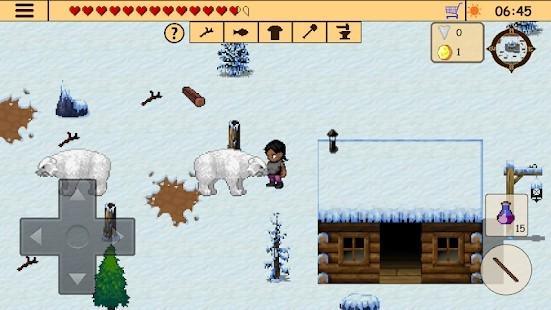 Survival RPG 3: Lost in Time Para Hileli MOD APK [v1.2.3] 2