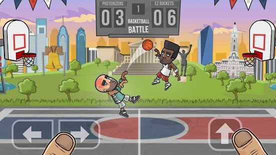 Basketball Battle Para Hileli MOD APK [v2.2.16] 1