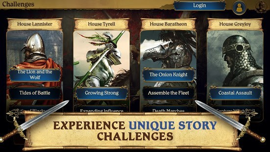 A Game of Thrones The Board Game Hilesiz Full APK [v0.9.4] 2
