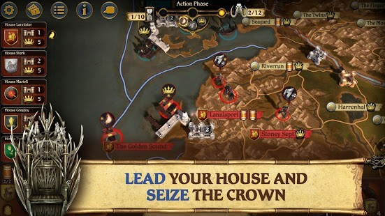 A Game of Thrones The Board Game Hilesiz Full APK [v0.9.4] 6
