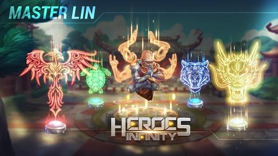 Heroes Infinity Para Hileli MOD APK [v1.35.06] 3