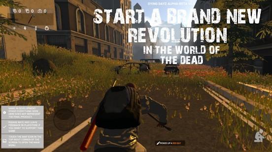 New Revolution Open World Survival Full APK [v0.6] 3