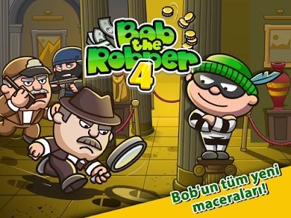 Bob The Robber 4 Para Hileli MOD APK [v1.47] 6