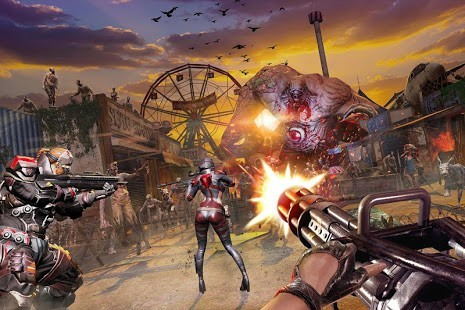 Dead Warfare: Zombie v2.19.6 MOD APK 4