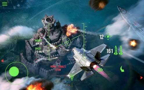 Modern Warplanes Mermi Hileli MOD APK [v1.19.0] 2