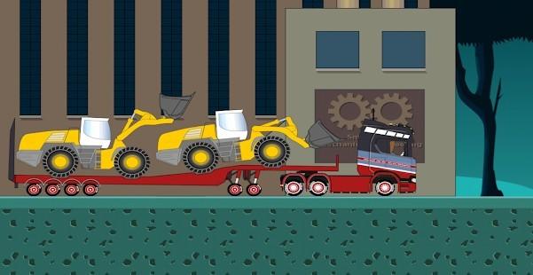 Trucker Joe Para Hileli MOD APK [v0.2.7] 2
