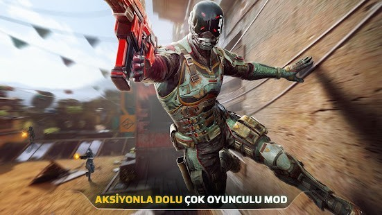 Modern Combat Versus Mega Hileli MOD APK [v1.17.32] 6