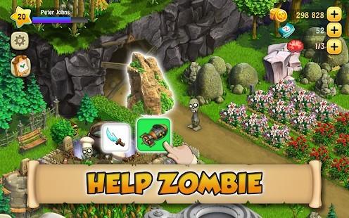 Zombie Castaways Para Hileli MOD APK [v4.35.1] 6