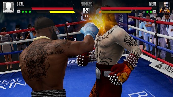 Real Boxing 2 Rocky v1.13.4 Para Hileli MOD APK 3
