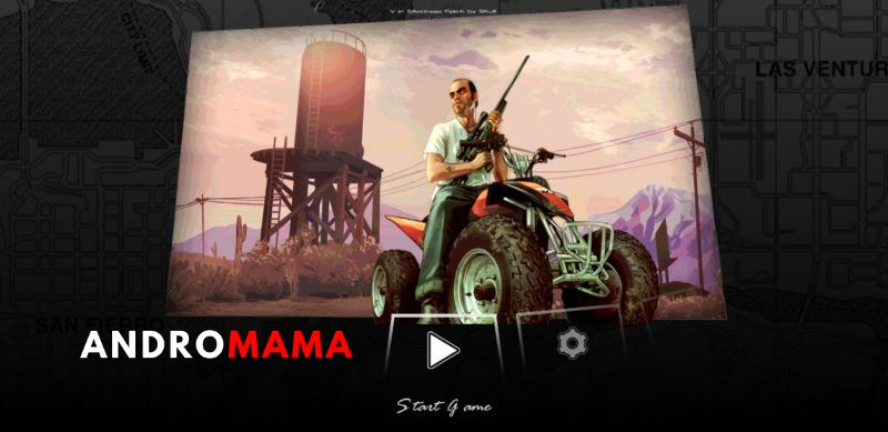 Grand Theft Auto V - GTA 5 MOD APK [v2.00] 1