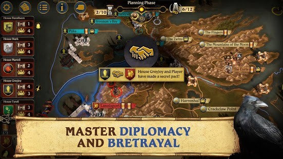 A Game of Thrones The Board Game Hilesiz Full APK [v0.9.4] 3