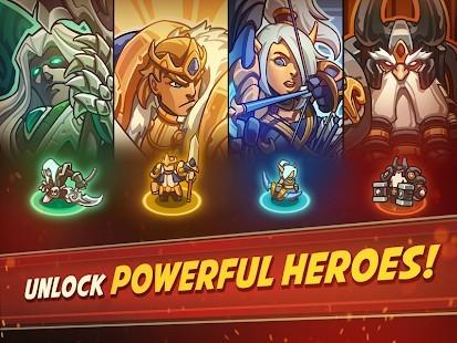 Empire Warriors TD Premium Para Hileli MOD APK [v2.4.13] 8