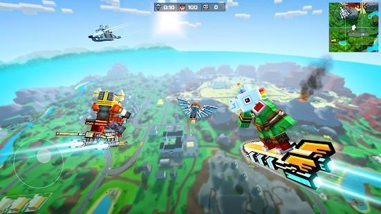 Pixel Gun 3D Mermi Hileli MOD APK [v21.3.1] 6