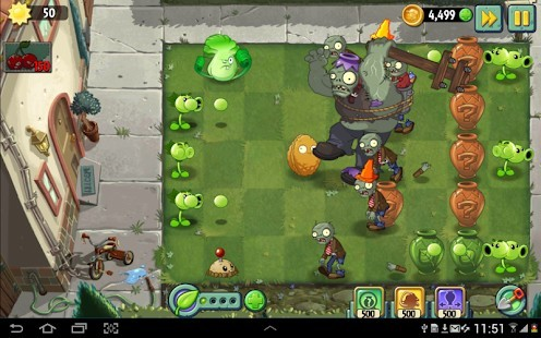 Plants vs Zombies 2 v9.1.1 Para Hileli MOD APK 1