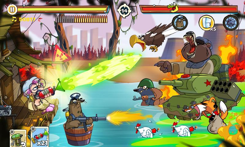 Swamp Attack 2 Elmas Hileli MOD APK [v1.0.13.15] 4