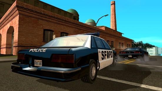 GTA San Andreas v2.0 Hileli MOD APK 1