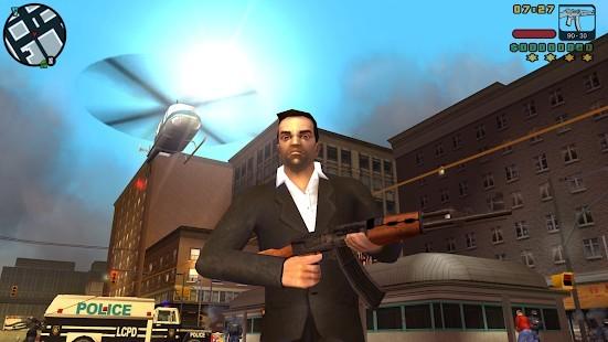GTA Liberty City Stories Mega Hileli MOD APK [v2.4] 3