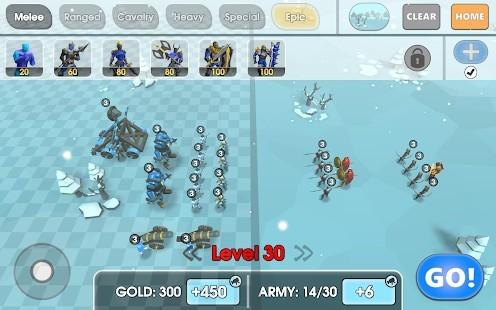 Epic Battle Simulator 2 Elmas Hileli MOD APK [v1.5.50] 3