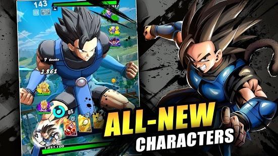 Dragon Ball Legends Mega Hileli MOD APK [v3.1.0] 1
