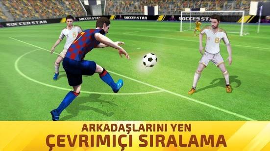 Soccer Star 2021 Top Leagues Para Hileli MOD APK [v2.5.0] 3