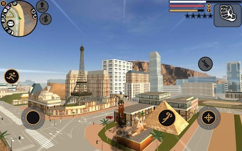 Vegas Crime Simulator Elmas Hileli MOD APK [v5.2.1] 6