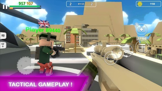 Block Gun v5.5 Para Hileli MOD APK 5