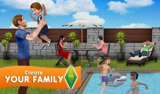 The Sims FreePlay Para Hileli MOD APK [v5.59.0] 3