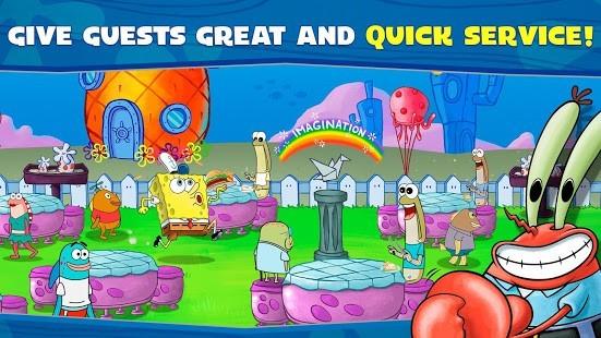 SpongeBob: Krusty Cook-Off v1.0.24 Hileli MOD APK 4
