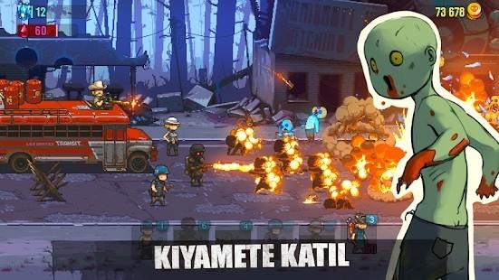 Dead Ahead Zombie Warfare Para Hileli MOD APK [v3.0.6] 4