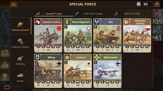 Glory of Generals 3 Madalya Hilesi MOD APK [v1.1.0] 1