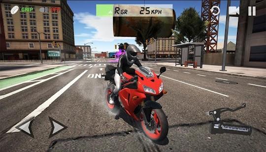 Ultimate Motorcycle Simulator Para Hileli MOD APK [v3.0] 6